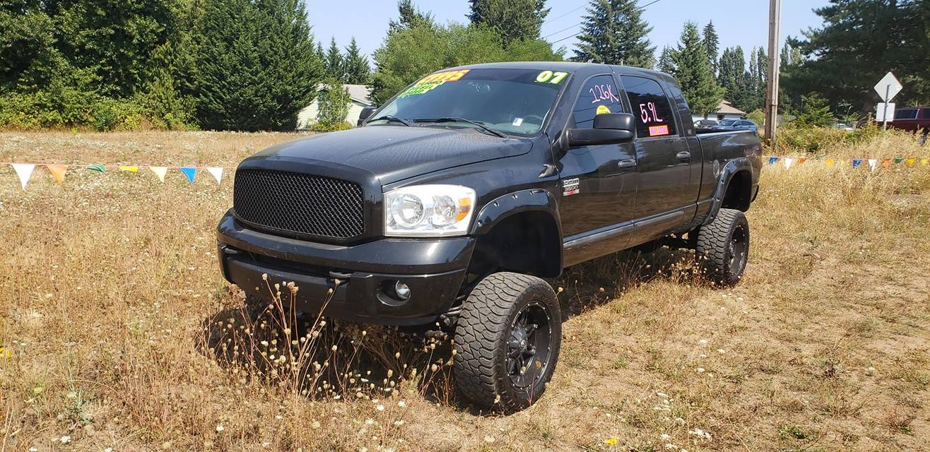 2007 Dodge Ram 3500 Mega Cab Top Auto Brokers